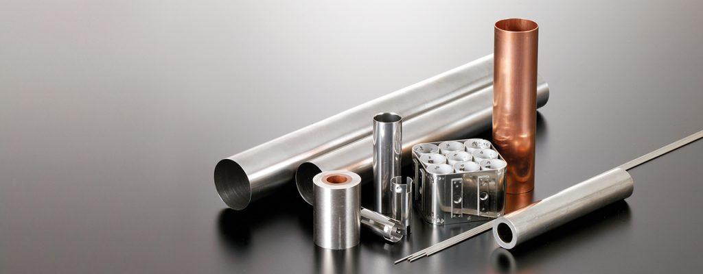 超精密金属管